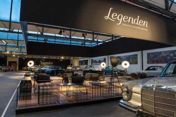Der erste Legenden Club wurde im Oktober 2015 in Sindelfingen-Ma