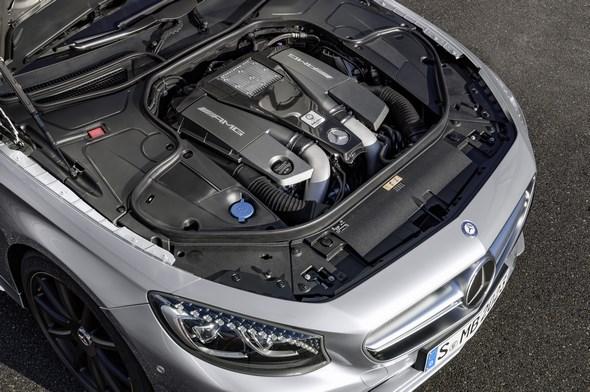 Mercedes-AMG  S-Class Cabrio (A217) 2016