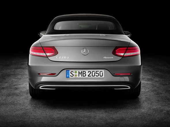 Mercedes-Benz C 220d 4MATIC Cabriolet Edition 1 ( A 205 ) 2016