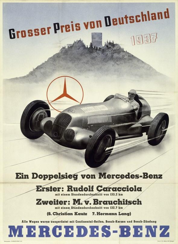 Großer Preis von Deutschland, 1937
