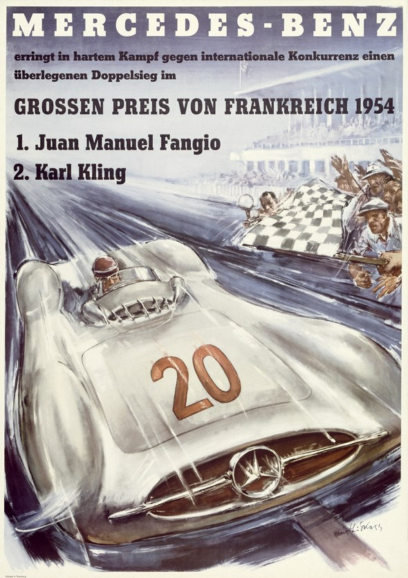 Großer Preis von Frankreich, 1954