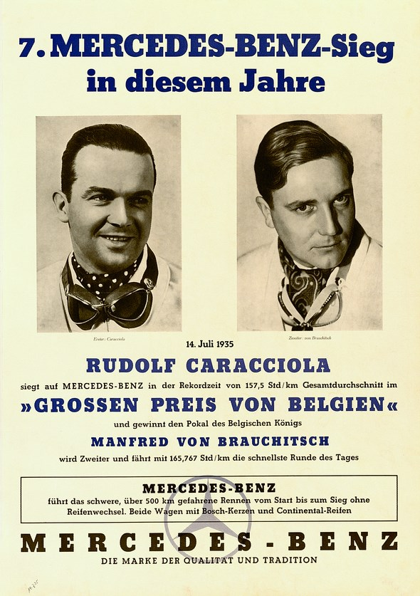 GP von Belgien, 1935