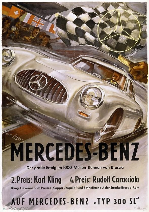 1000-Meilen Rennen von Brescia, 1952