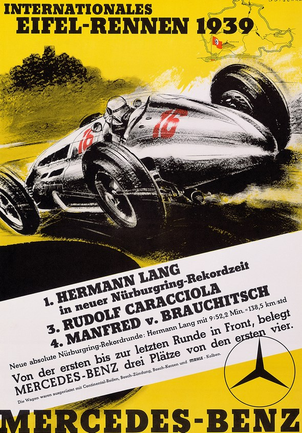 Eifelrennen, Nürburgring, 1939