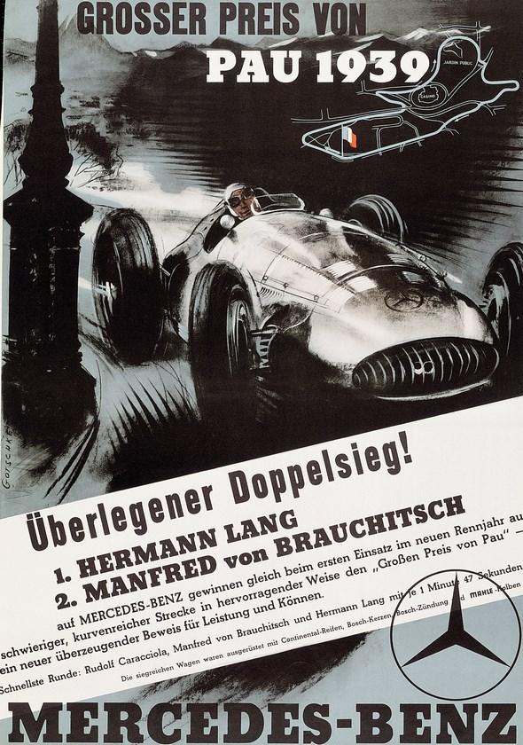 Großer Preis von Pau, 1939