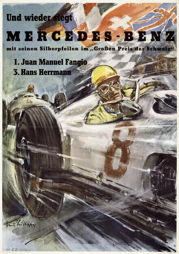 Großer Preis der Schweiz, 1954