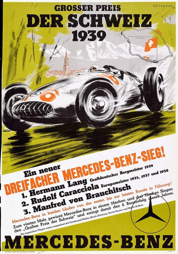Großer Preis der Schweiz, 1939