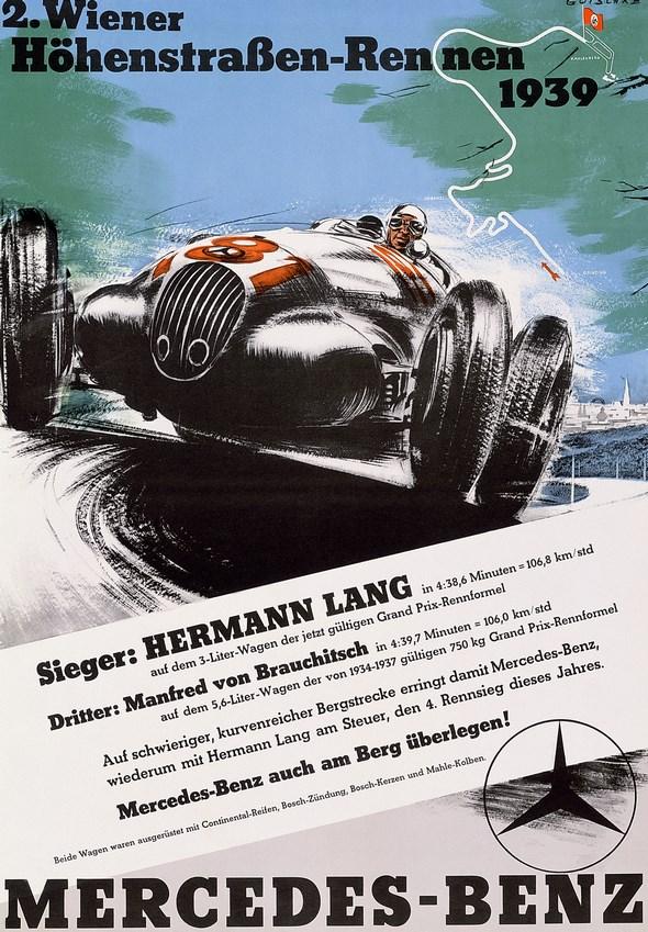 Wiener Höhenstraßen-Rennen, 1939