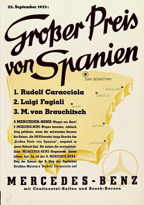 GP von Spanien, 1935