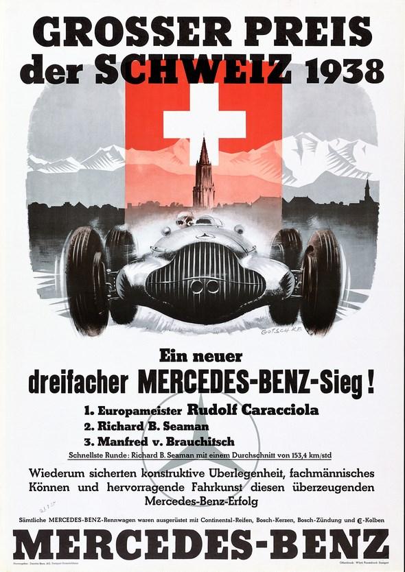 Großer Preis der Schweiz, 1938