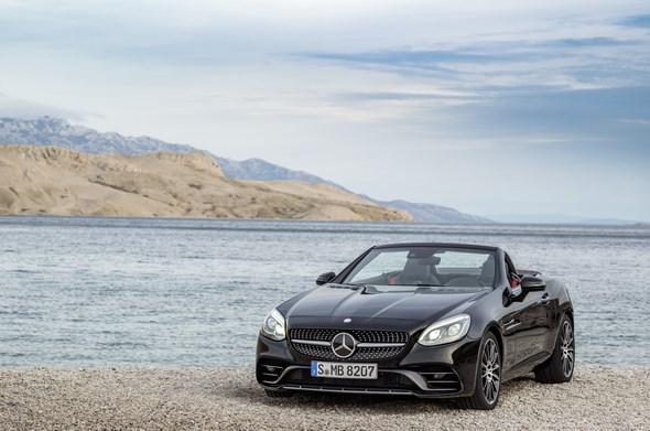 Mercedes-AMG SLC 43 (R 172), 2015