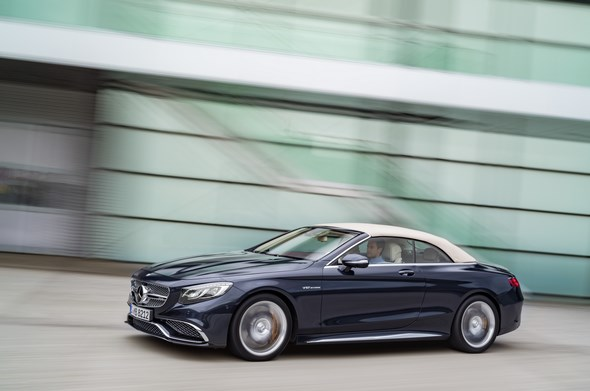 Mercedes-AMG S 65 Cabriolet (A 217), 2015