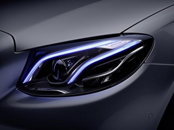 Mercedes-Benz E-Klasse (W 213) 2016 Mercedes-Benz E-Class (W 213