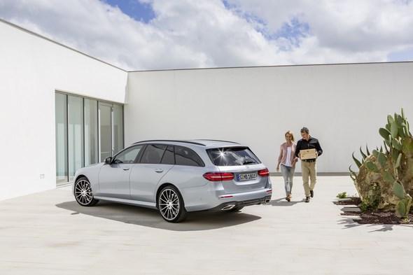 Mercedes-Benz E-Class Estate (BR 213), 2016