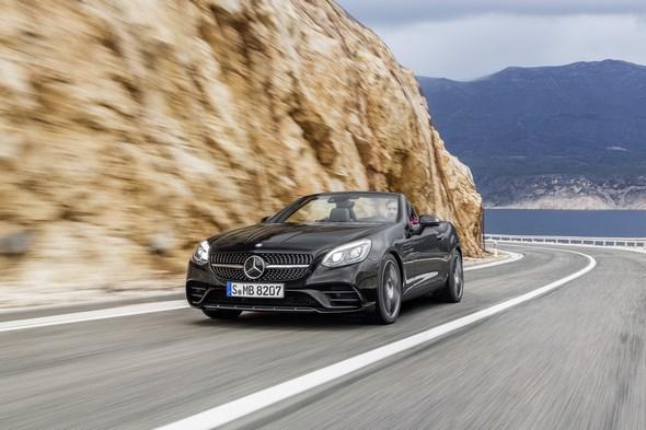 Mercedes-AMG SLC 43, R172