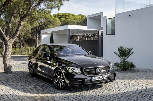 Mercedes-AMG E 43 4MATIC (W 213) 2016