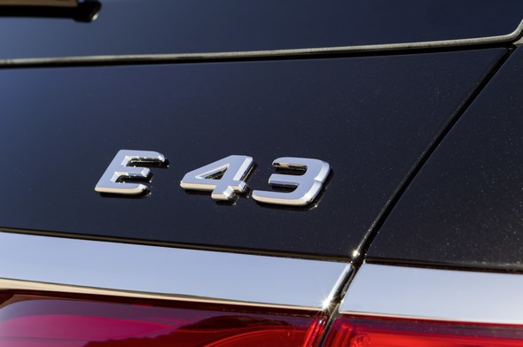 Mercedes-AMG E 43 4MATIC (S 213) 2016