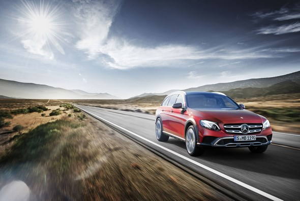 Mercedes-Benz E-Klasse All-Terrain (S213), 2016