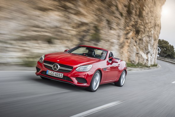 Mercedes Benz SLC 250 d